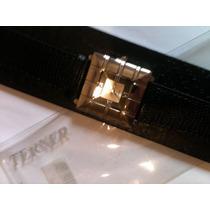 Relógio Feminino Terner - Luxo Quadrado Cromado