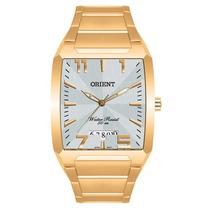 Relógio Orient Ggss1007 Dourado Ouro Quartz Moderno