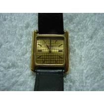 Relógio Omega De Ville Gold Filled 18 K - Original E Raro