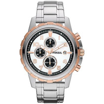 Relógio Fossil Dean Stainless Steel Fs4722