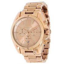 Relógio Michael Kors Mk5503 - Rose Completo Frete Gratis