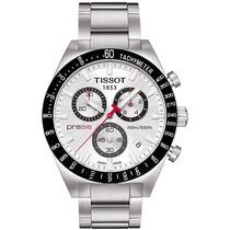 Relógio Tissot Prs 516 T044.417.27.051.00 Branco Prc