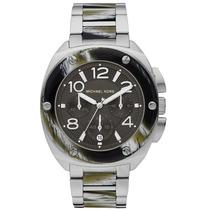 Relógio De Luxo Michael Kors Mk5595 Chronograph & Analógico!