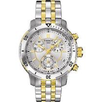 Relógio Tissot Prs200 Prs 200 - T067.417.22.031.00 Dual Tone