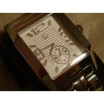 Relógio De Luxo Guess Collection Swiss Made Edição Especial