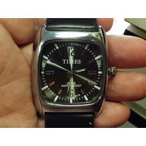 Relógio - Times - Made In China - Quartz - Unissex