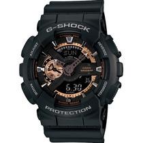 Relógio Casio G-shock Ga-110 Rg-1 W200 H.mundial 5 Alarmes P