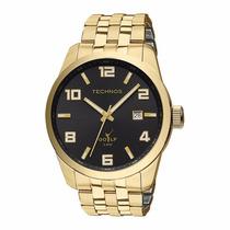 Relógio Technos Classic Golf 2315yj/4p - Garantia E Nf