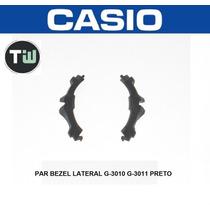 Capa/bezel Casio G-shock G-3010 G-3011 G-3000 G-3001 Preta
