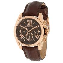 Relógio De Luxo Michael Kors Mk5551 Chronograph & Analógico!