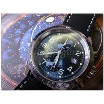 Glycine Stratoforte Cronografo Automatico Valjoux