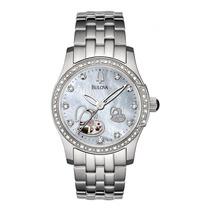 Relógio Bulova Diamond Accented 96r122