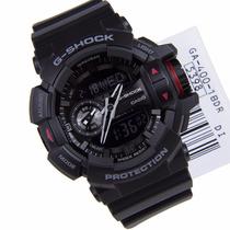 Relogio Casio G-shock Ga400 Todo Preto Original
