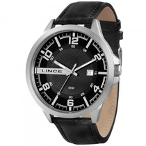 Relógio Lince Mrc4271s P2px Masculino Couro - Refinado