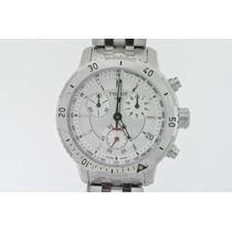Relógio Tissot Prs200 - Prs 200 Fundo Preto / Branco / Azul