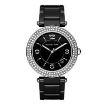 Relógio De Luxo Michael Kors Mk5309 Cerâmico & Analógico !!!