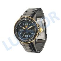 Relógio Seiko 5 4r36at/1 Sports Automático 24 Jewels Masc.