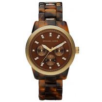 Relógio Michael Kors Ritz Tortoise Mk5038