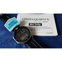 Citizen Windsurf D060 Prata - Aqualand Combo Wingman Raro