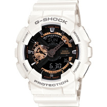 Relógio Casio G-shock Ga-110 Rg-7 W200 H.mundial 5 Alarmes B
