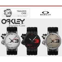 Oakley Tranfer Case!!! Originais!!! No Brasil!!!