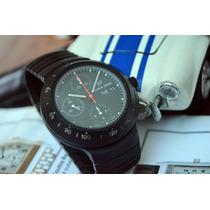 Raro Iwc Cronograph Ref. 3701 - Design Da Porsche