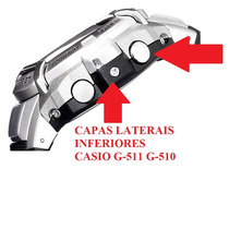 Capa Bezel Casio Inferior G-shock G-511 G-510 Carcaça [d1]