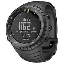 Relógio Bussola, Profundímetro - Suunto Core Military Black
