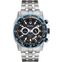 Relógio Bulova Marine Star Wb31087f-98b120 Em 12 X Sem Juros