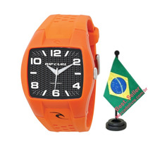 Relógio Rip Curl Pivot Orange - Frete Grátis