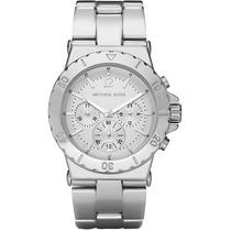 Relógio De Luxo Micheal Kors Mk5462 Chronograph Analógico Pr