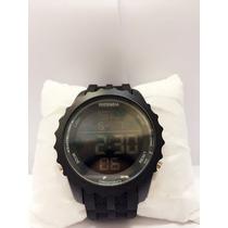 Relógio Masculino Potênzia Digital Cronometro Luz Arame