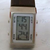 Relógio De Pulso Quatz Technos - Novo Sem Uso Colecionador!