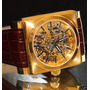 Louis Richard Automatic Gold -skeleton - Invicta, Tissot