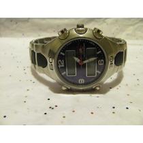 Relógio U.s. Polo Assn. Us8081 Preto Pulseira Metal