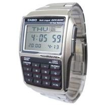 Relogio De Pulso Casio Dbc 32 Calculadora 25 Memorias Calcul