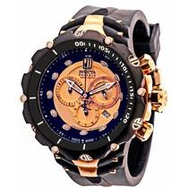 Relógio Invicta 14418 Venom Reserve Jason Taylor Fretegrátis
