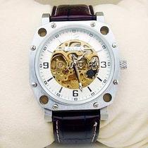 Relógio Goer - Esqueleto - Automático- Skeleton.