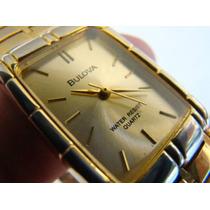 Relógio Bulova Quartz Bracelete Masculino