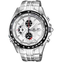 Relógio Casio Edifice Ef-543 D Seb Vettel Cronógrafo 100m Br