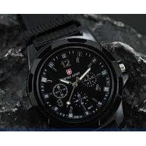 Relógio Militar Piloto Aviador, Bombardeio, Exército.