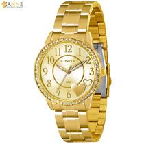 Relógio Orient Lince Feminino Lrg4302l C2kx