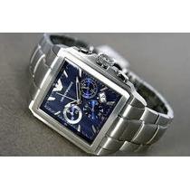 Relógio Emporio Armani Ar0660. No Brasil + Frete Grátis!