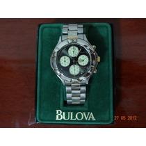 Bulova Marine Star 4 Subdials Chronograph Seminovo Troco!!!