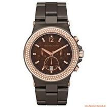 Relógio Michael Kors Mk 5518 De Cerâmica Sem Caixa