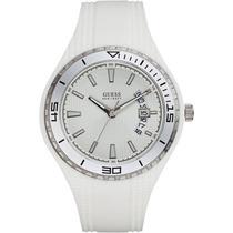 Relógio Masculino Guess Mod. W95143g3 Branco Linha 2014