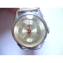 Relógio Antigo Sheffield Swis Anos 40 Militar Único!!!!