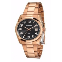 Relógio Mondaine Feminino 94540lpmtrs2 Rosê 5atm Original