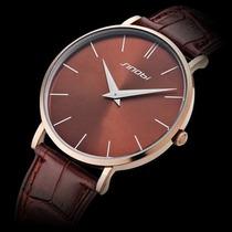 Relógio Analógico Masculino Feminino Sinobi Mod.sb 9140 G