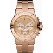 Relógio Michael Kors Mk5314 Rose Gold Original Garantia